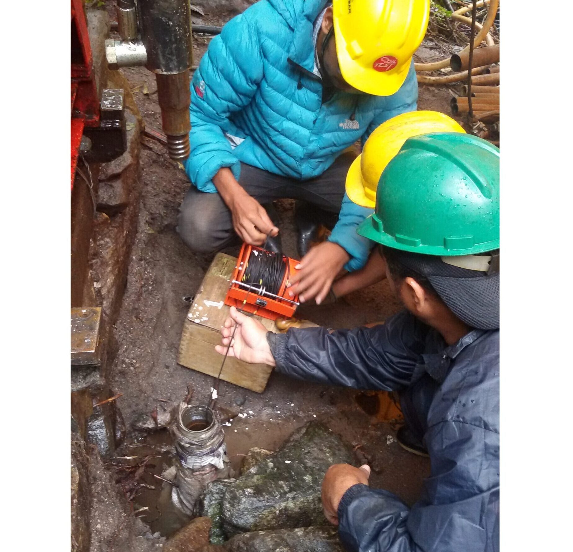Soil Investigation and Drilling